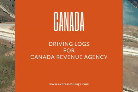 CANADA DRIVING LOGS
