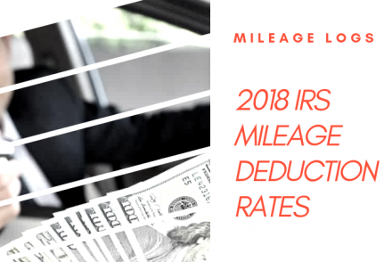 mileage logs for irs