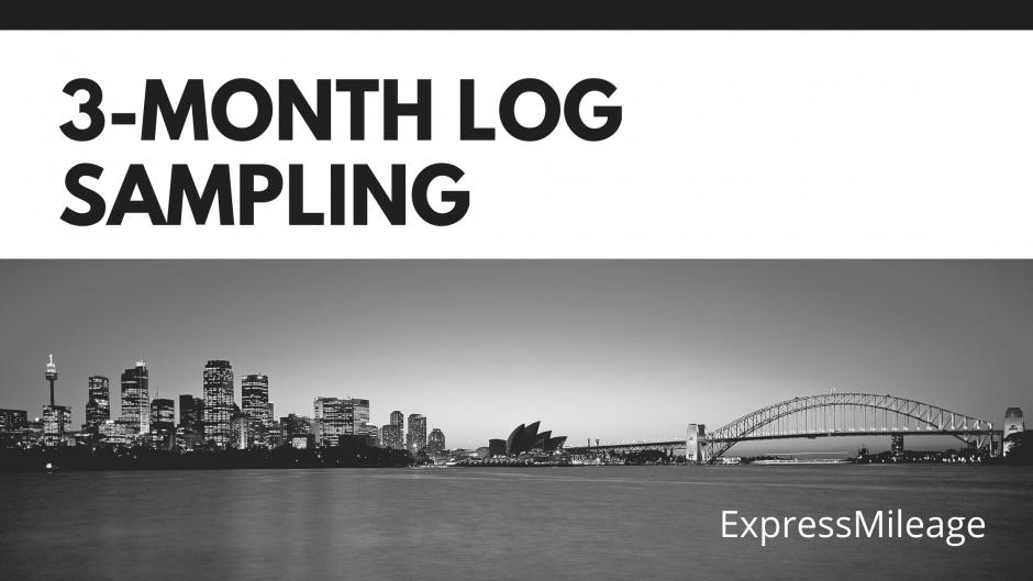 90 Day 3 Month Mileage Log Sampling Expressmileage